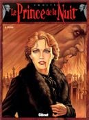Couverture Élise - Le Prince de la Nuit, tome 5