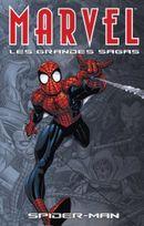 Couverture Spider-Man - Marvel : Les Grandes Sagas, tome 1
