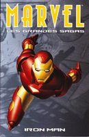 Couverture Iron Man - Marvel : Les Grandes Sagas, tome 3