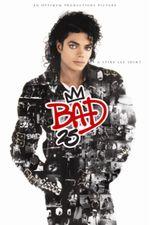 Affiche Bad 25