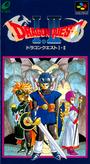 Jaquette Dragon Quest I.II