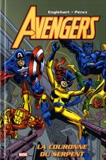 Couverture Avengers : La Couronne du Serpent