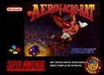 Jaquette Aero the Acro-bat
