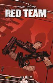 Couverture Les Règles - Red Team, tome 1