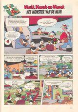 Couverture Donald Duck : Le secret de Porto Bobo