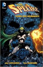 Couverture Crimes and Judgements - The Spectre, tome 1