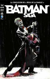 Couverture Batman Saga, tome 19