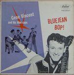 Pochette Bluejean Bop!