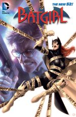Couverture Wanted - Batgirl (The New 52), tome 4
