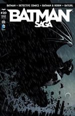 Couverture Batman Saga, tome 20