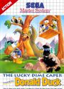 Jaquette The Lucky Dime Caper starring Donald Duck