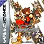 Jaquette Kingdom Hearts : Chain of Memories