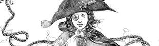 Cover Cowboys, indiens, corsaires, pirates! (N'en déplaise à Ludovine, c'est pas parce que je suis une fille que je dois me contenter des bouquins de cuisine et autres romans à l'eau de rose...)
