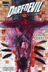 Couverture Daredevil/Echo: Vision Quest