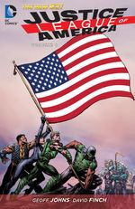 Couverture World's Most Dangerous - Justice League of America (2011), tome 1