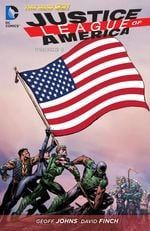 Couverture World's Most Dangerous - Justice League of America (The New 52), tome 1