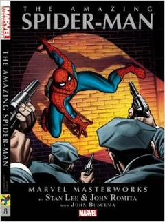 Couverture Marvel Masterworks: The Amazing Spider-Man, Volume 8