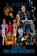Couverture X-Force: Cable & the New Mutants
