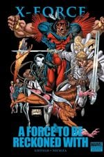 Couverture X-Force: A Force to be Reckoned With