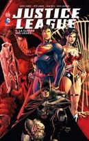 Couverture La Guerre des Ligues - Justice League, tome 5