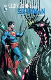 Couverture Brainiac - Geoff Johns présente Superman, tome 5