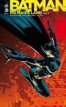 Couverture Batman : No Man's Land, tome 3