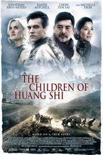 Affiche Les Orphelins de Huang Shi