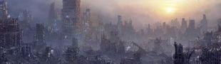 Cover Les meilleurs romans post-apocalyptiques