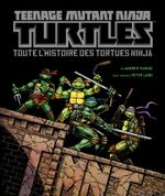Couverture Teenage mutant ninja turtle