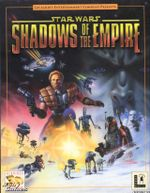 Jaquette Star Wars : Shadows of the Empire