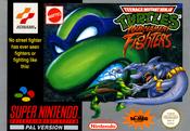 Jaquette Teenage Mutant Hero Turtles: Tournament Fighters