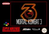 Jaquette Mortal Kombat 3