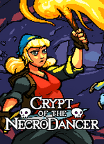 Jaquette Crypt of the NecroDancer