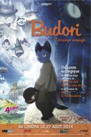 Affiche Budori, l'étrange voyage