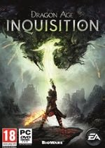 Jaquette Dragon Age : Inquisition
