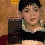 Pochette Boléro / Ma Mère L'Oye / Pavane pour une Infante Défunte / Le Tombeau de Couperin / Menuet Antique