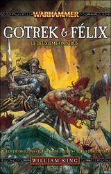 Couverture Gotrek et Félix