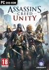 Jaquette Assassin's Creed : Unity