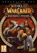 Jaquette World of Warcraft : Warlords of Draenor
