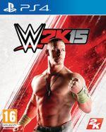 Jaquette WWE 2K15