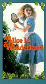 Affiche Alice in Wonderland