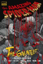 Couverture Spider-Man: The Gauntlet, Volume 2 - Rhino and Mysterio