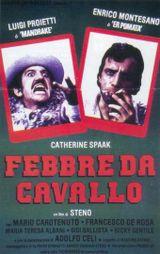 Affiche Febbre Da Cavallo