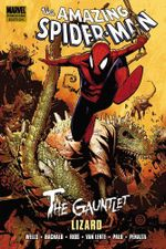 Couverture Spider-Man: The Gauntlet, Volume 5 - The Lizard