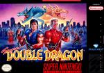 Jaquette Super Double Dragon