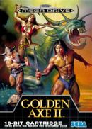 Jaquette Golden Axe II