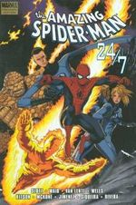 Couverture The Amazing Spider-Man: 24/7