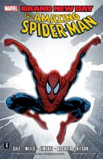 Couverture Spider-Man: Brand New Day Volume 2