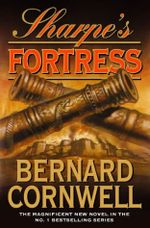 Couverture Sharpe's Fortress