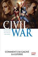 Couverture Comment j'ai gagné la guerre - Civil War, tome 6
